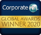 New Global Awards Winner 2020 . Logo